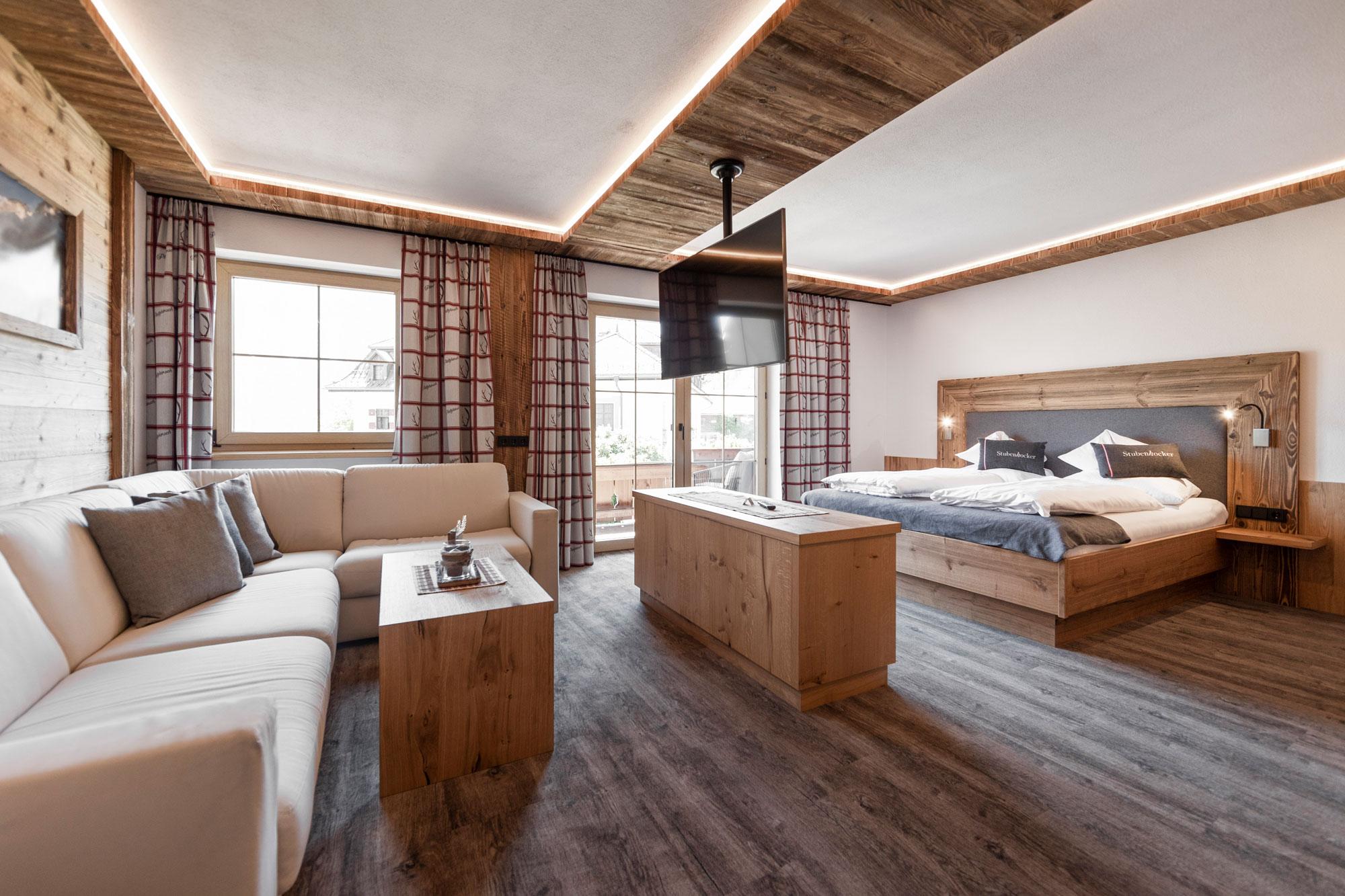 Alpenhof-Lermoos-Apartment